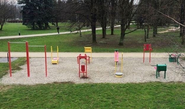 Aktualności Rzeszów | Będzie atrakcja w jednym z rzeszowskich parków. Powstanie siłownia na świeżym powietrzu