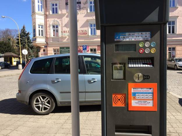Aktualności Rzeszów | Parkomat nie zadziałał? Możesz złożyć reklamację