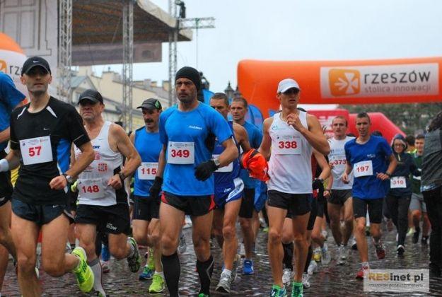 Aktualności Rzeszów | Półmaraton Rzeszowski: Zamknięcie ulic, zmiany trasy linii MPK, mapka z trasą biegu