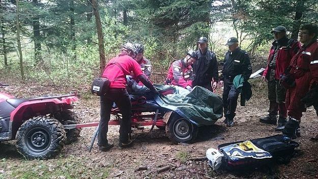 Aktualności Podkarpacie | Całą noc szukano zaginionej 83-latki