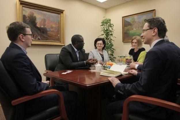Aktualności Rzeszów | Rzeszów będzie współpracował z Nigerią. Zapowiadana wymiana handlowa
