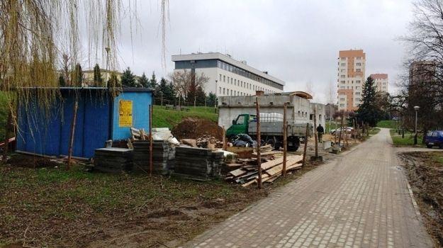 Aktualności Rzeszów | Szalet na bulwarach zostanie oddany do użytku w przyszłym miesiącu