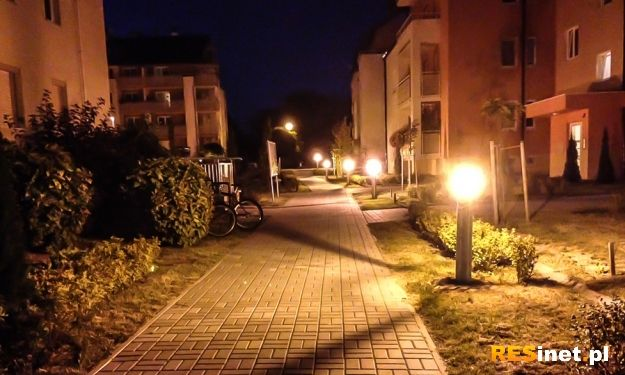 Aktualności Rzeszów | Trzy rzeszowskie ulice z nowym oświetleniem