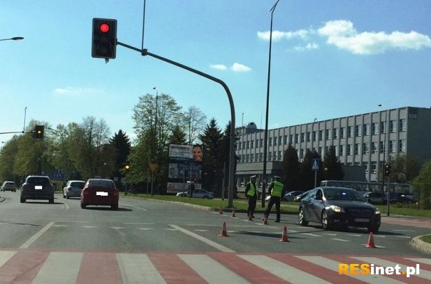 Aktualności Rzeszów | Dwie osoby ranne, pięć aut uszkodzonych w wypadku na ul. Rejtana