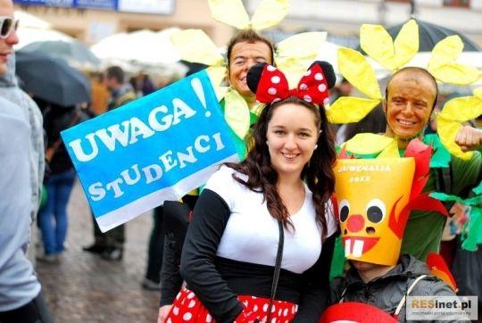 Aktualności Rzeszów | Dziś w Rzeszowie utrudnienia w ruchu. Przez miasto przejdzie korowód studentów