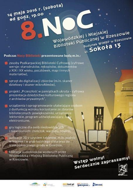 Aktualności Rzeszów | Nocne spotkanie dla dzieci. Zaprasza rzeszowska biblioteka