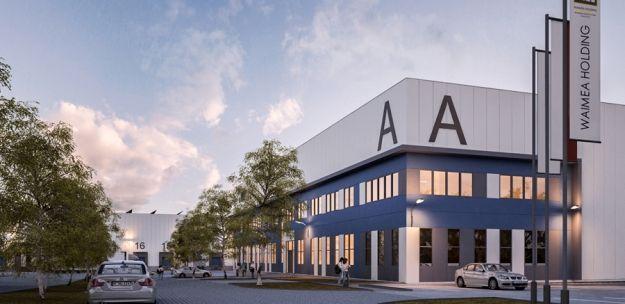 Aktualności Podkarpacie | W tym tygodniu otwarcie pierwsze hali Waimea Logistic Park