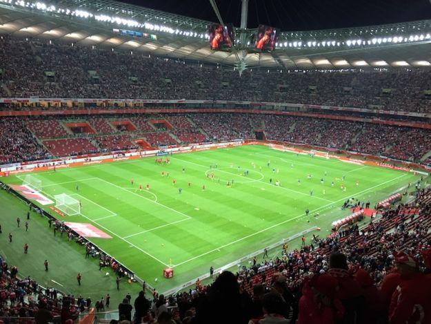 Aktualności Podkarpacie | Reprezentacja Polski rozpoczyna treningi w Bieszczadach