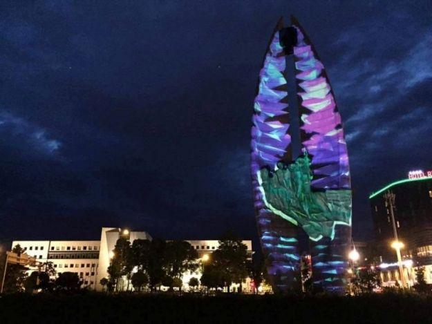 Aktualności Rzeszów | Dziś video mapping Pomnika Czynu Rewolucyjnego