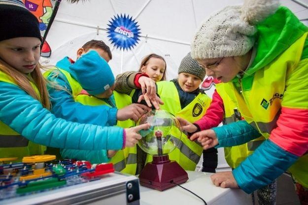 Aktualności Rzeszów | Planeta Energii - naukowe atrakcje dla dzieci i dorosłych w weekend w Millenium Hall