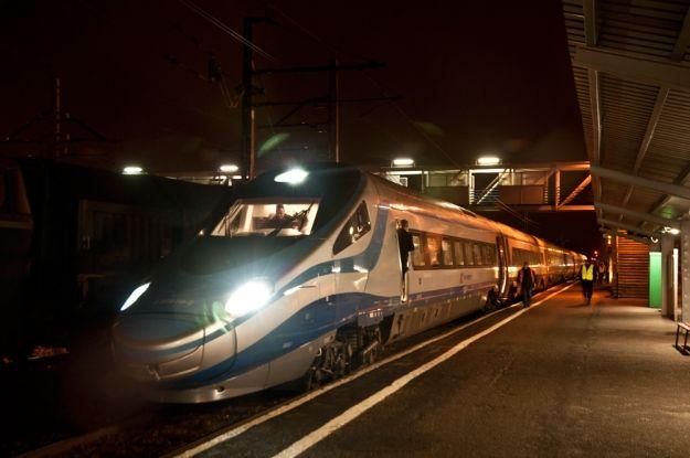 Aktualności Rzeszów | Strefa ciszy w pociągach Pendolino. Ilu pasażerów skorzystało na trasie do Rzeszowa?