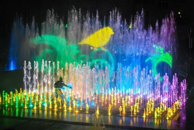 Aktualności Rzeszów | Zmiana terminu pokazu wieczornego fontanny multimedialnej