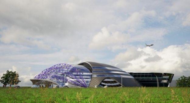 Aktualności Rzeszów | Centrum Wystawienniczo-Kongresowe oficjalnie otwarte. Dziś pierwsza duża impreza