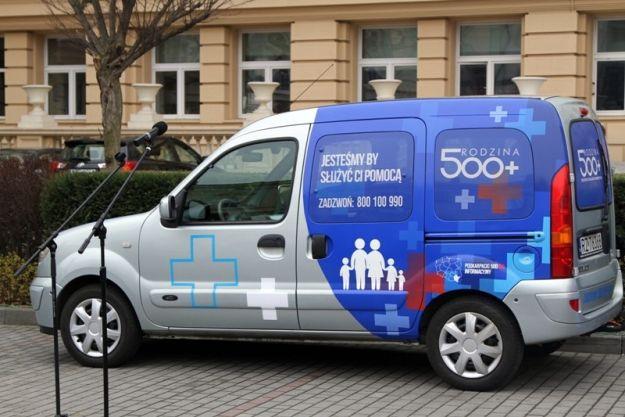 Aktualności Podkarpacie | Ponad 150 tys. wniosków o świadczenia pieniężne. Realizacja programu 500 plus na Podkarpaciu