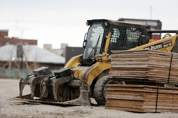 Aktualności Rzeszów | Prace budowlane przy ul. Słowiańskiej
