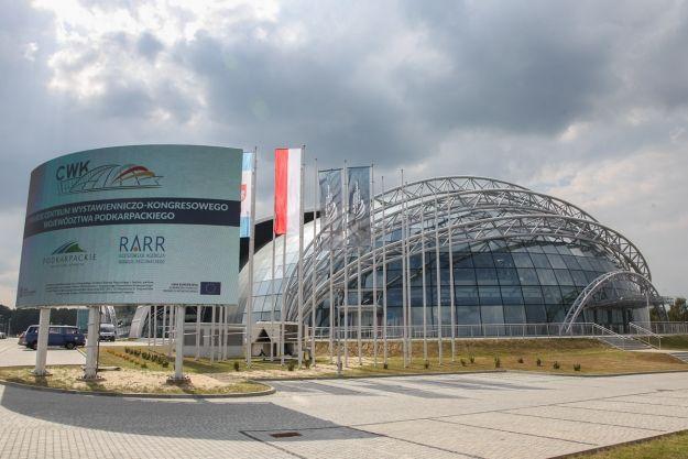 Aktualności Rzeszów | Kolejne wydarzenie w Centrum Wystawienniczo-Kongresowym. Dziś debata o Via Carpatia