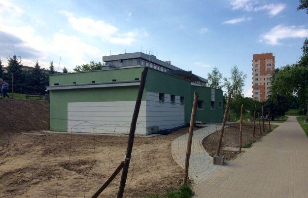 Aktualności Rzeszów | Szalet na bulwarach gotowy. Miasto szuka dzierżawcy