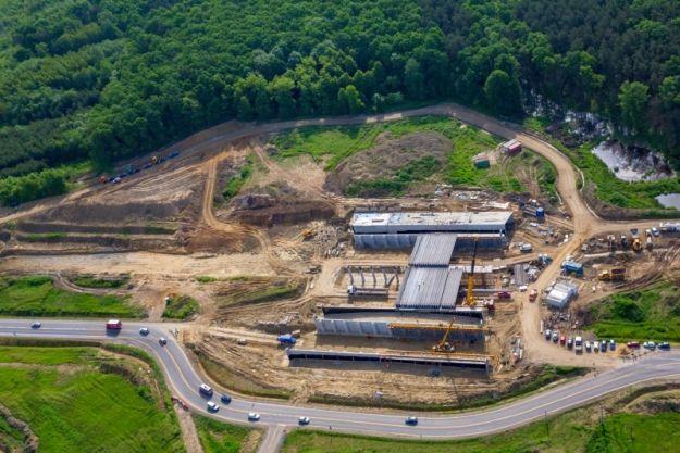 Aktualności Rzeszów | Trwa budowa dwóch odcinków drogi ekspresowej S19. Jak przebiegają prace?