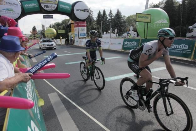 Aktualności Rzeszów | Tour de Pologne ulicami Rzeszowa. Nagroda główna dla Kolumbijczyka