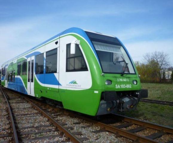Aktualności Rzeszów | Weekendowy pociąg turystyczny Rzeszów – Łupków – Rzeszów