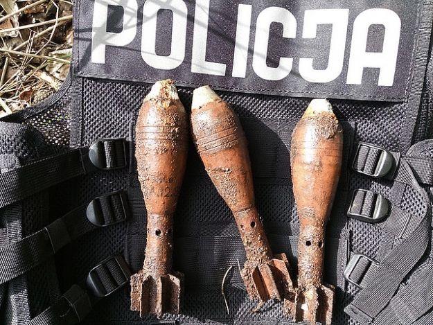 Aktualności Podkarpacie | 171 niewybuchów wykopali policjanci w podkarpackich lasach
