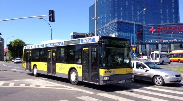 Aktualności Rzeszów | Zmiany w trasie dwóch linii MKS. Trwają roboty drogowe