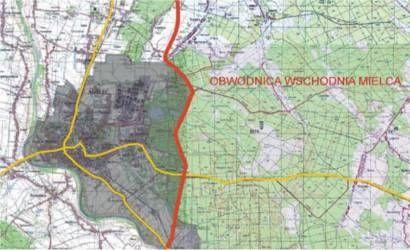 Aktualności Podkarpacie   Rusza przetarg na budowę obwodnicy Mielca