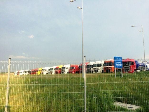 Aktualności Podkarpacie | Waimea Logistic Park Korczowa wprowadza udogodnienia dla kierowców TIR