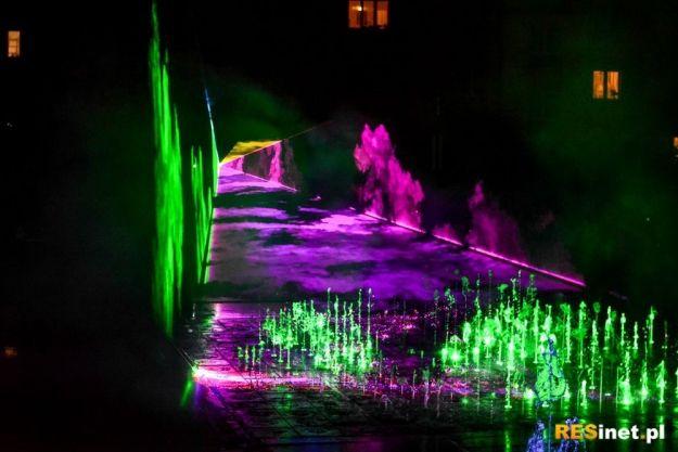 Aktualności Rzeszów | Harmonogram pokazów specjalnych multimedialnej fontanny. Dwa nowe spektakle w repertuarze