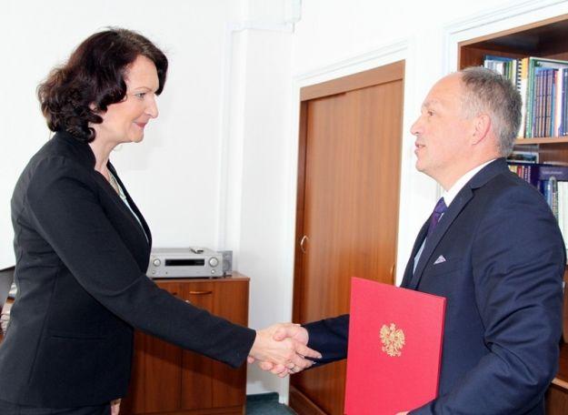 Aktualności Podkarpacie | Obsadzono stanowisko Podkarpackiego Państwowego Wojewódzkiego Inspektora Sanitarnego. Kogo wybrano?