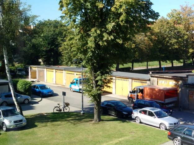 Aktualności Rzeszów | Usunięto część garaży, które szpeciły miejski krajobraz