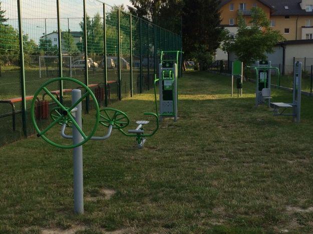 Aktualności Rzeszów | Będzie nowy obiekt rekreacyjny. Powstanie siłownia i plac zabaw