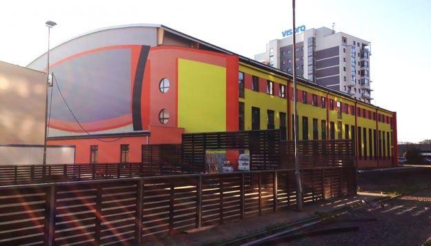 Aktualności Rzeszów | Kolejne prace budowlane na terenie V LO