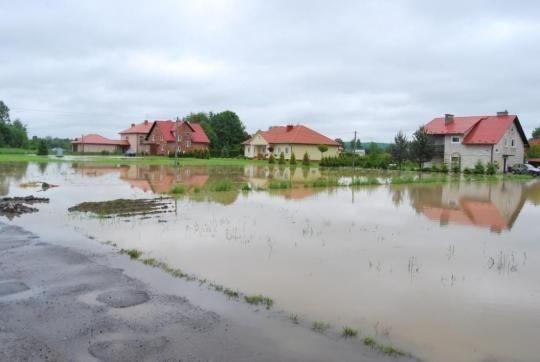 Aktualności Podkarpacie | Kilkaset interwencji strażaków. Skutki ulew i wichur w regionie