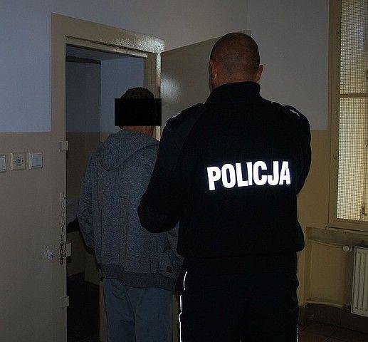 Aktualności Rzeszów | Poszukiwany sam wpadł w pułapkę