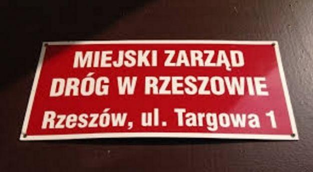 Aktualności Rzeszów | Wybrano nowego dyrektora Miejskiego Zarządu Dróg
