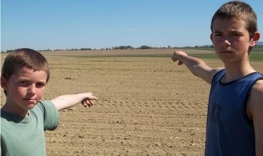 Aktualności Podkarpacie | Wiatr zniósł balon. Pilot i dwaj dziennikarze ranni