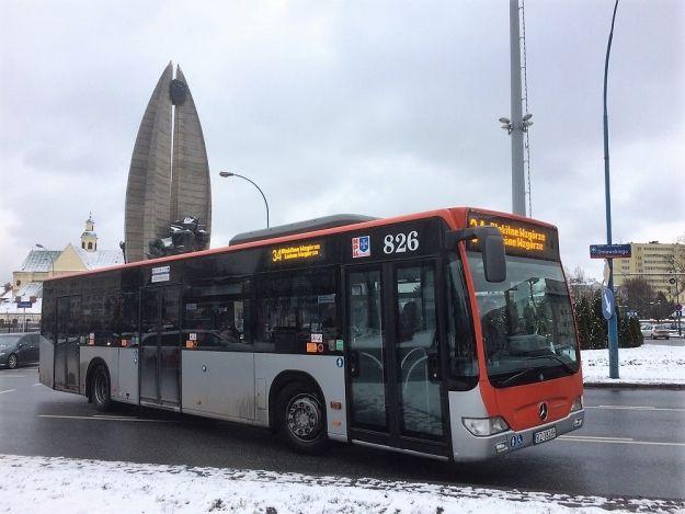 Aktualności Rzeszów | W środę bezpłatna komunikacja miejska w Rzeszowie