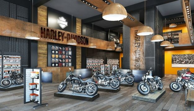 Aktualności Rzeszów   Otwarcie salonu Harley-Davidson. Znamy datę