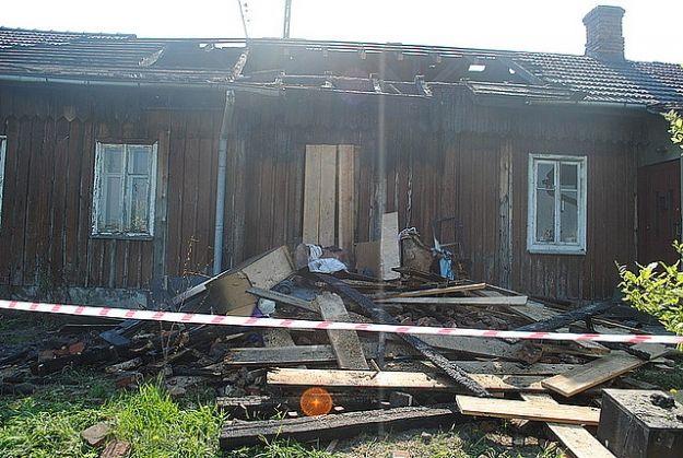 Aktualności Podkarpacie | Pijany mężczyzna podpalił dom