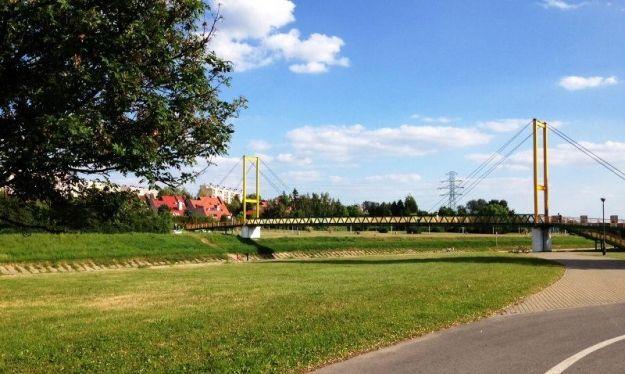 Aktualności Rzeszów   Ścieżka na Bulwarach do rozbudowy. Powstanie bieżnia i trasa dla rowerzystów