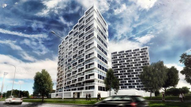 Aktualności Rzeszów | To będą najwyższe budynki na Podkarpaciu. Powstanie ponad 300 mieszkań i Park Tematyczny
