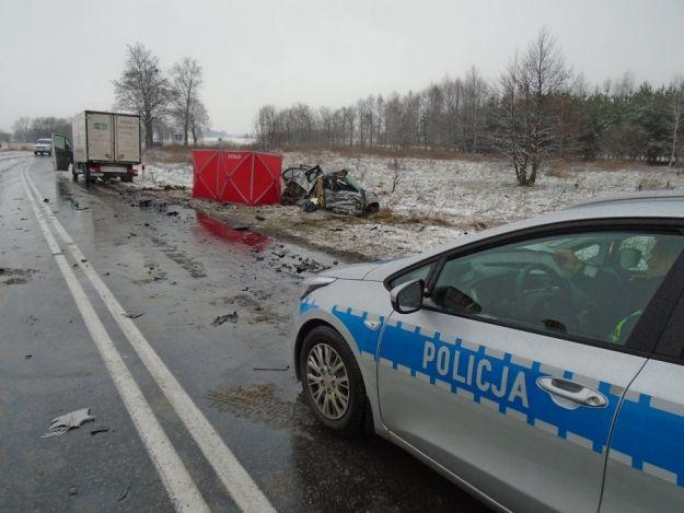 Aktualności Podkarpacie | Śmiertelny wypadek w Lubaczowie. Nie żyje 22-latka