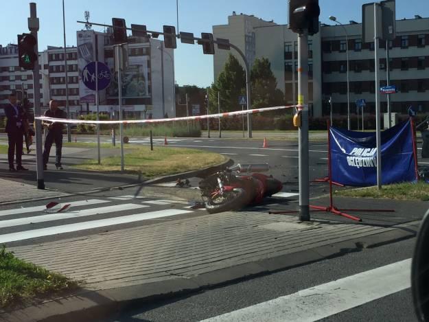 Aktualności Rzeszów | Śmiertelny wypadek na Kopisto. Nie żyje motocyklista