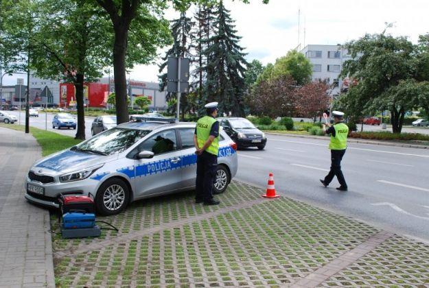 Aktualności Rzeszów | Kontrola aut w Rzeszowie. Sprawdzali, jak kierowcy zanieczyszczają miasto