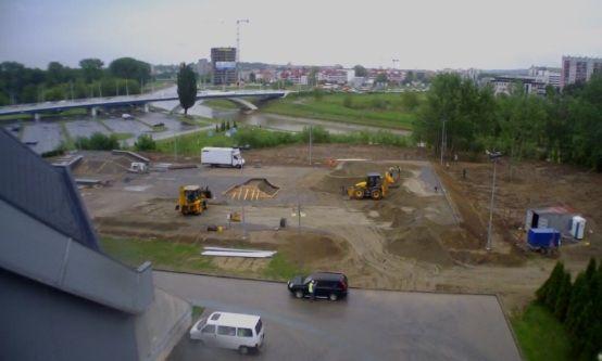 Aktualności Rzeszów | Budowa skateparku online
