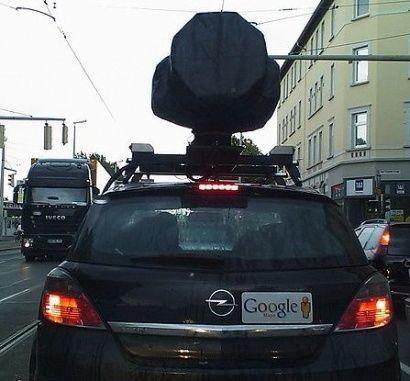 Aktualności Rzeszów | Samochody Google Street View na ulicach Rzeszowa
