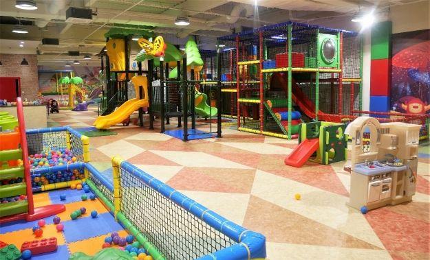 Aktualności Rzeszów | W Plazie otwarto wielki plac zabaw dla dzieci. Ma ponad 500 mkw