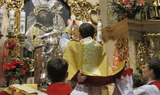Aktualności Rzeszów | Nowo wyświęcony kapłan odprawi uroczystą mszę trydencką