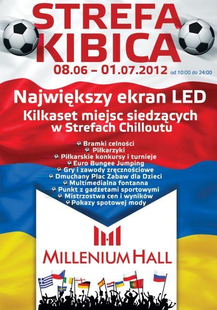 Aktualności Rzeszów | Strefa Kibica w Millenium Hall